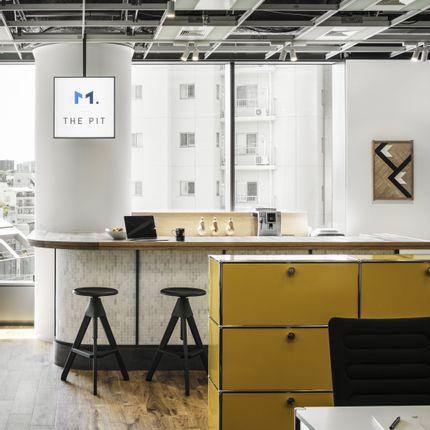 Furniture and storage - USM Haller desks and storage furniture - USM