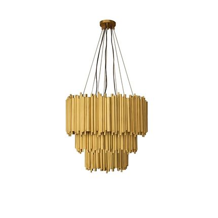 Hanging lights - Brubeck Suspension Chandelier - DELIGHTFULL