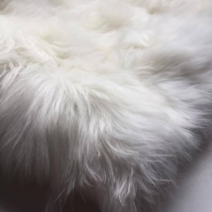 Throw blankets - Natural alpaca fur without dyeing process - INNATA