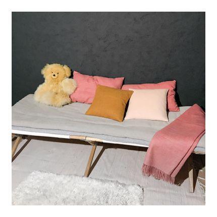 Soft toy - The really soft TeddyBear in natural alpaca fur - INNATA