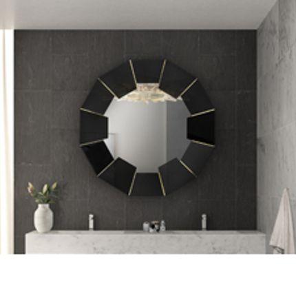 Mirrors -  Darian Black mirror - MAISON VALENTINA