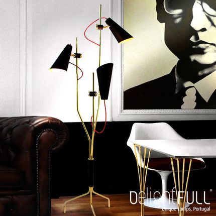 Floor lamps - Evans Floor Lamp - DELIGHTFULL