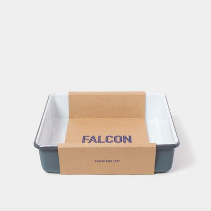 Everyday plates - Square Bake Tin - FALCON ENAMELWARE