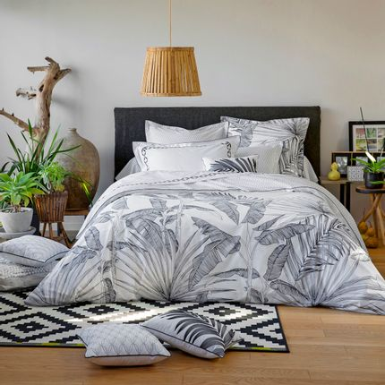 Bed linens - Collection Tropical percale of cotton - TRADITION DES VOSGES