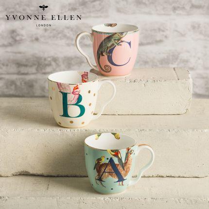 Assiettes de reception - Yvonne Ellen Bone China Tea Sets - YVONNE ELLEN / MOLLY HATCH