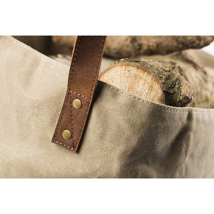 Bags / totes - Log Bag FIREWOOD - ALASKAN MAKER