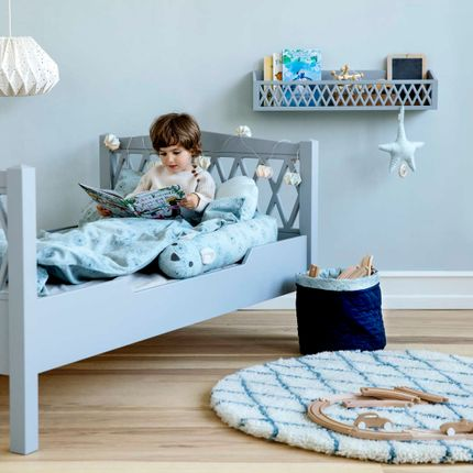 Chambres d'enfants - Lit Harlequin - junior or single - CAM CAM COPENHAGEN