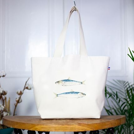 Bags / totes - Cotton Bag - KUTUUN - MADE IN FRANCE