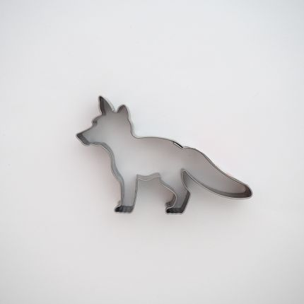 Kitchen utensils - Cookie cutter Fox - W! EUROPE S.R.O