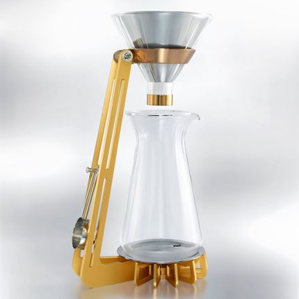 Crystalware - THE CAFFEINATOR - SHAZE LUXURY RETAIL PVT LTD