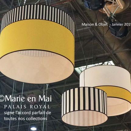Design objects - Big size Pendant Lamp Lampions or Helena - MARIE EN MAI