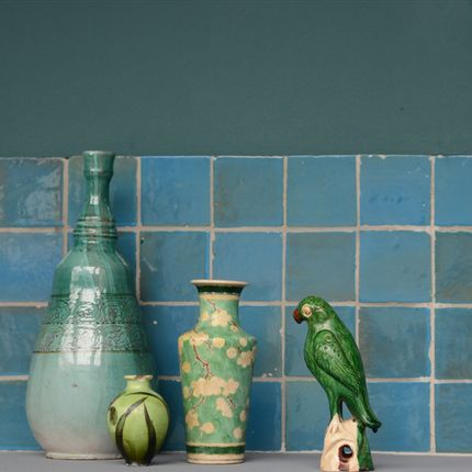 "Wall coverings - ""Petites Couleurs"" tiles - EMERY&CIE"