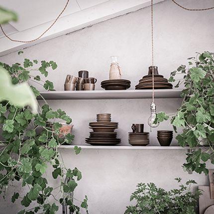 Everyday plates - Tableware - MANSES DESIGN