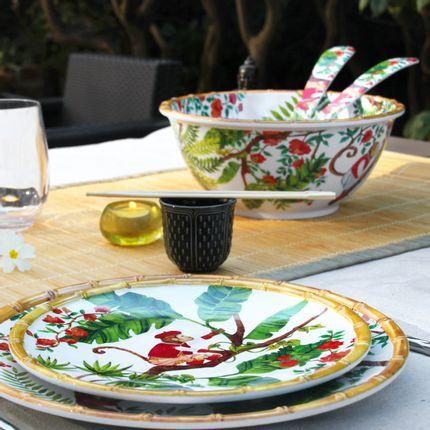 Platter, bowls - Salad bowls - LES JARDINS DE LA COMTESSE