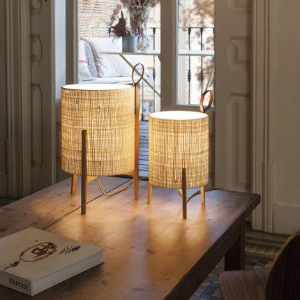 Chambres d'hotels - GRETA - Lampe de table - CARPYEN