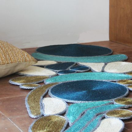 Design - Pebble - GASY RUG