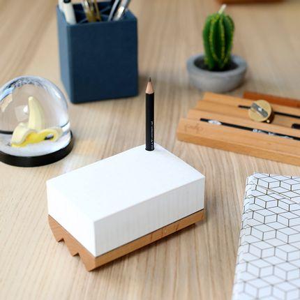 Papeterie - Mini Toblerono - d'un bloc note - PULP SHOP
