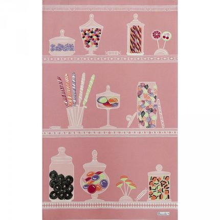 Dish towels - Confiserie Tea-towel - BEAUVILLÉ