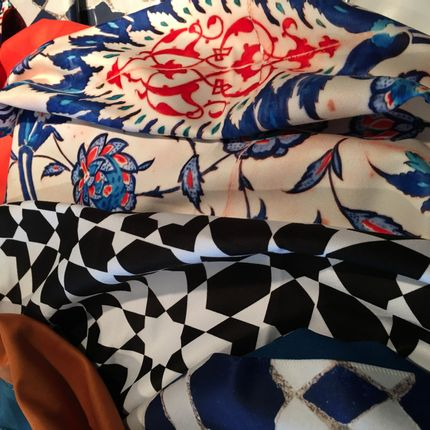 Foulards / écharpes - Accessories / scarves - OLDREGIME