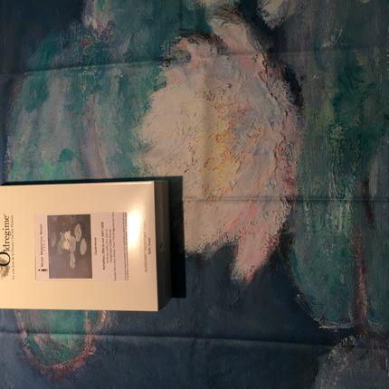 Spa et bien-être - Drap de bain imprimé - Ornementation florale - OLDREGIME