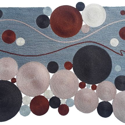 Contemporary - Full Bubble - GASY RUG