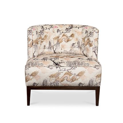 Chairs - BOURBON DRAGON FLY - RUG'SOCIETY
