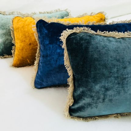 Cushions - TSAR APACHE CUSHION - BERENGERE LEROY
