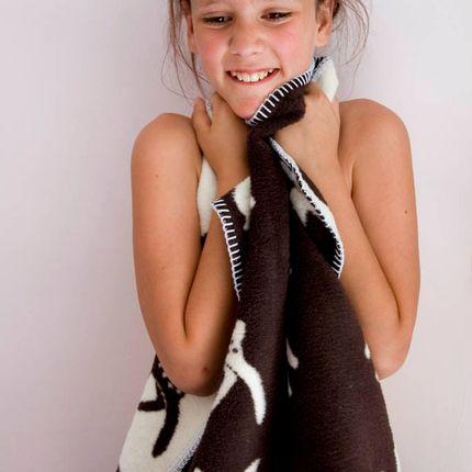 Plaids - Bambi couverture de coton bio pour bébé - FABGOOSE