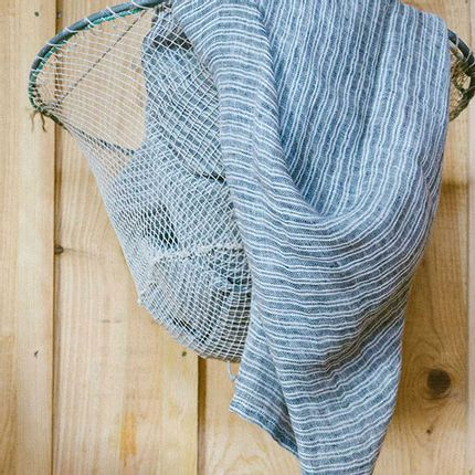 Throw blankets - DRAP DE PLAGE BIXENTE - PLAIDS COCOONING