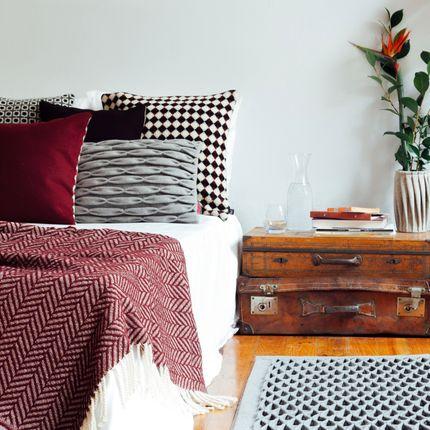 Throw blankets - Mantecas Blankets - BUREL FACTORY