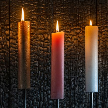 Candlesticks / candle holders - Interior design candlesticks - TOCHI