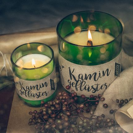 Candles - Handmade natural scented candles - LOOOPS KERZEN