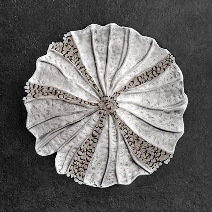 Wall decoration - WATER LILY FAN - JARDIN SECRET