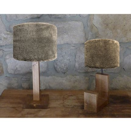 Table lamps - LARGE CHOICE OF LAMPS AND LAMP SHADES FOR THE MOUNTAIN  - LA MAISON DE GASPARD / FP CONCEPT