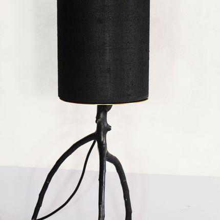 Decorative objects - Bronze Sauvage Lamp - PLUMBUM