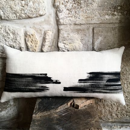 Cushions - PALIMPSESTE unique pieces - ATELIER YENTELE