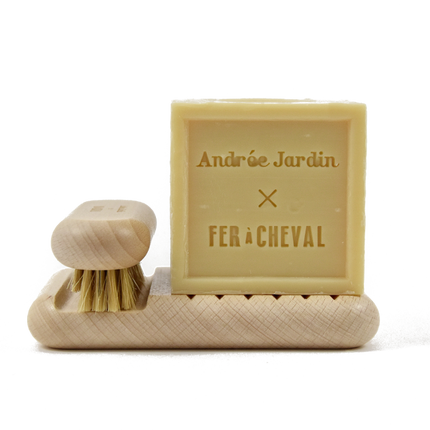 Soap dishes - Gift box Tradition- Andrée Jardin X Fer à Cheval - ANDREE JARDIN