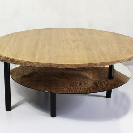Tables basses - Table basse Solco - Plumbum