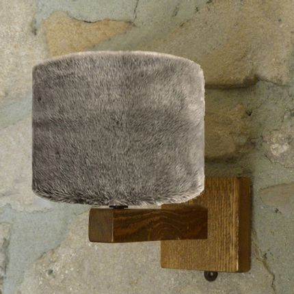 Personalizable objects - FUR LAMP SHADES  - LA MAISON DE GASPARD / FP CONCEPT