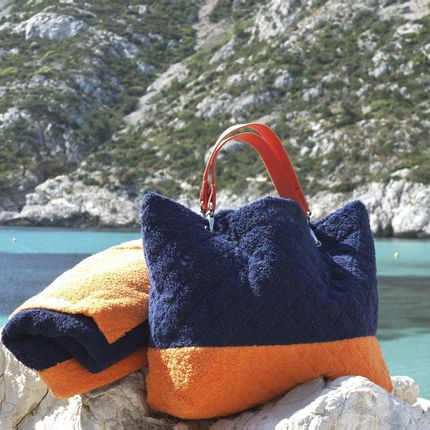 Bags / totes - SMALL BEACH BAG - PIMENT DE MER