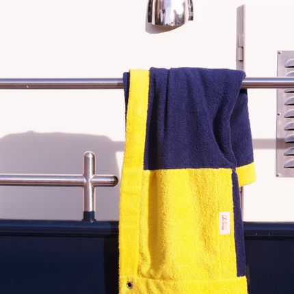 Bath linens - BATH TOWEL - BEACH TOWEL - PIMENT DE MER