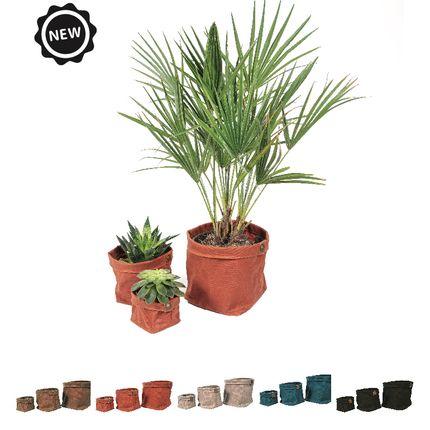 Floral decoration - Set 3 Planter Basket PLANTER - ALASKAN MAKER