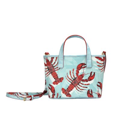 Bags / totes - Mini Celestia Crossbody Bag in Lobster - FONFIQUE