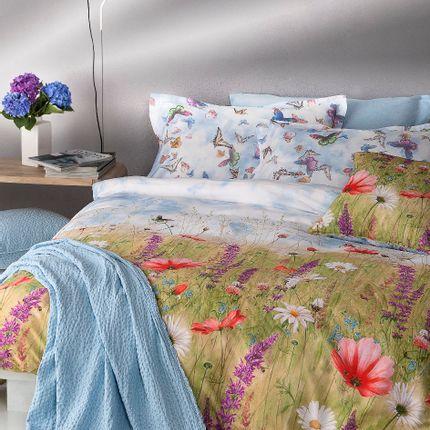 Bed linens - PRATO FIORITO - MIRABELLO CARRARA