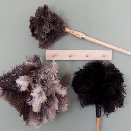 Brushes - Large Feather Duster - ANDREE JARDIN