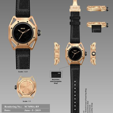 Montres/horlogerie - AERO Collections : Power Elegance  - SHAZE LUXURY RETAIL PVT LTD