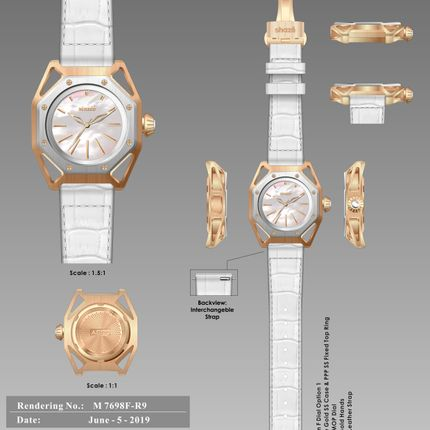 Watchmaking - AERO Collections : Power with  Elegance  - SHAZE LUXURY RETAIL PVT LTD