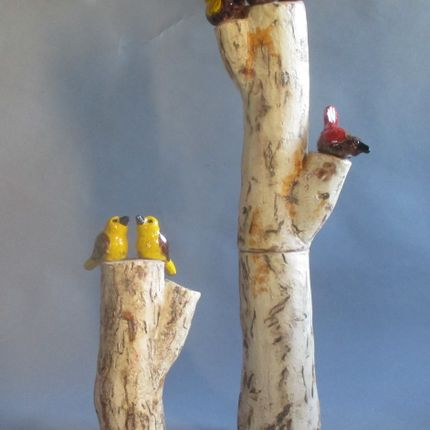Sculpture - HENS - MARYLINE