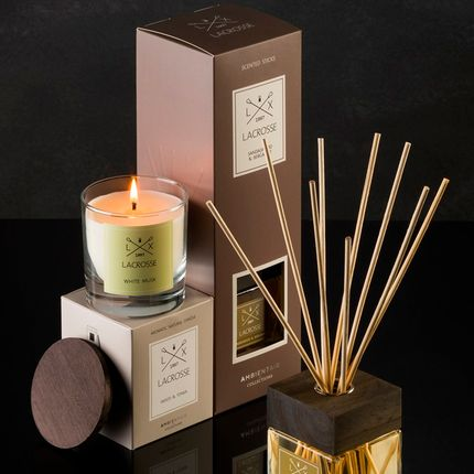 Scent diffusers - LACROSSE - Reed diffusers and scented candles - AMBIENTAIR COLLECTIONS