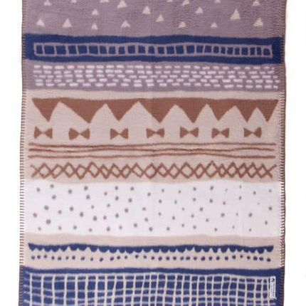 Throw blankets - BABY BLANKET STORIES CLASSIC – ORGANIC COTTON - FABGOOSE